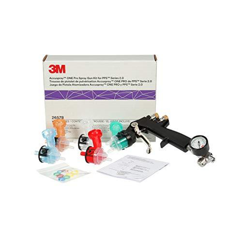 3M Accuspray ONE 26578 Pro Spray Gun Kit PPS Series 2.0