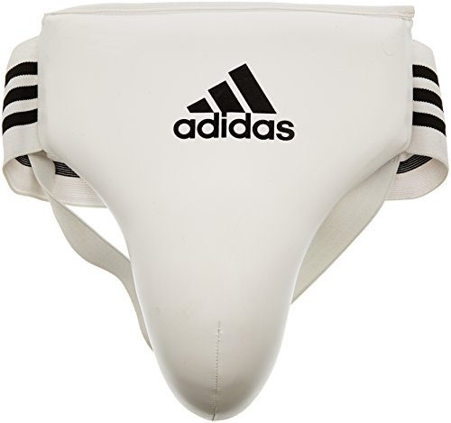 adidas Coquille Anatomique Hommes,Blanc, XL, adibp05