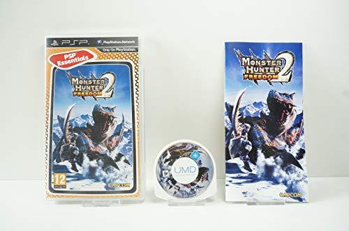 [UK-Import]Monster Hunter Freedom 2 Game (Essentials) PSP