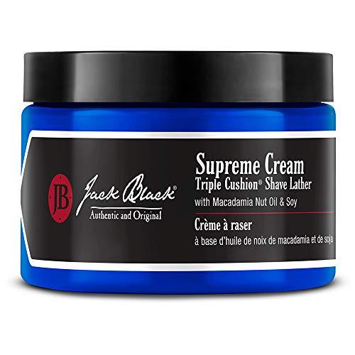 Jack Black Supreme Cream Triple Cushion Shave Lather - Espuma de Afeitado