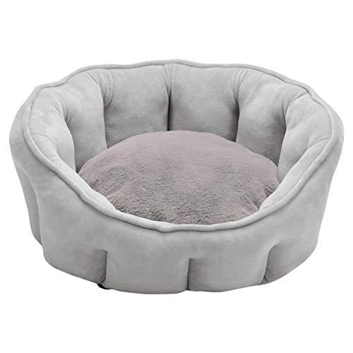 ishine Cama para gatos y perros pequeños, 46 x 23 cm