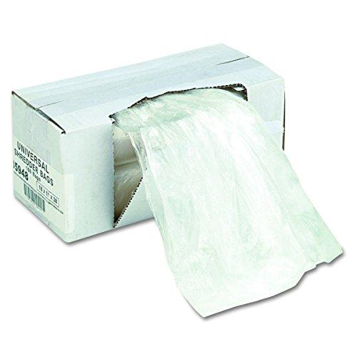 Universal 35948 High-Density Shredder Bags, 25-33 gal Capacity (Box of 100)