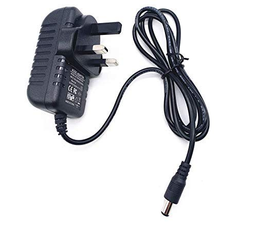 Peephet AC Adapter for EPIK ELL1001 10.1' Laptop Tablet PC Power Charger Cord PS