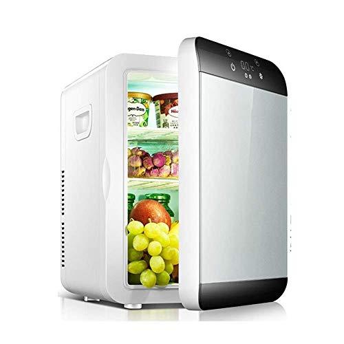 wangt Camping koelkast, robuuste mini-koelkast, dual-use auto / thuis 220 V AC / 12 V DC koelbox grote capaciteit