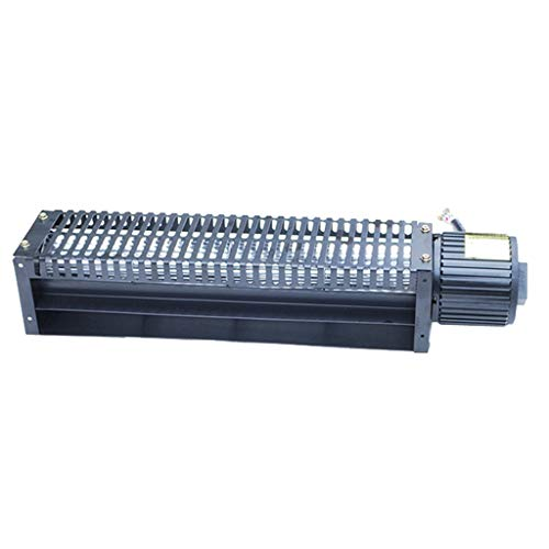 SDENSHI Amplificador del intercambiador de calor del ventilador de refrigeración de flujo cruzado 220 V 45 W 0,16 A frío