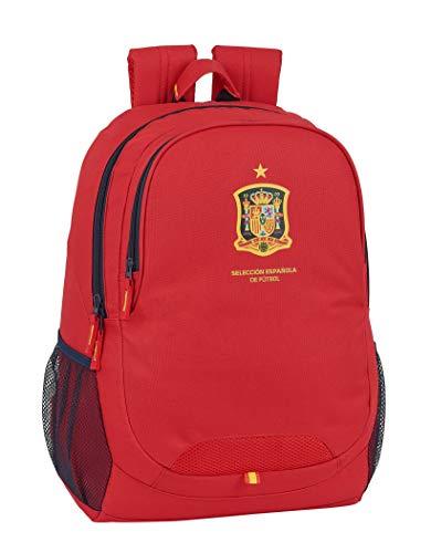 Mochila Safta Escolar de Selección Española de Fútbol  320x160x440mm