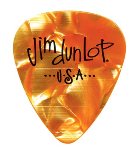Jim Dunlop 483P10TH de púa de guitarra -...