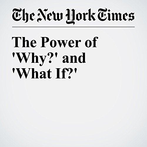 The Power of 'Why?' and 'What If?' audiobook cover art