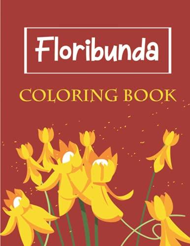 Floribunda coloring book
