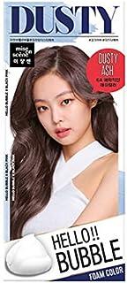 Mise en Scène Hello Bubble Foam Color #6A DUSTY ASH 90g Korean Hair Color No Ammonia