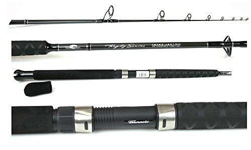 Tsunami Trophy Fishing Jigging Rod Spinning 6'6'' 20-50 lb TSTBS-J-661MH