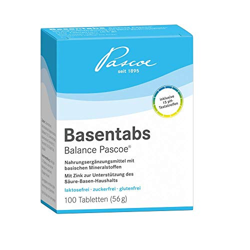Basentabs pH balance Pascoe, 100 St