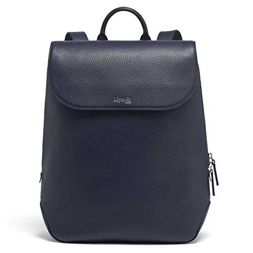 Lipault - Invitation Medium Laptop-Rucksack – Marineblau
