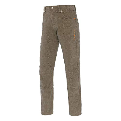 Trango Pant. Long Latok Kid – Pantalon Unisexe Enfant, Kaki (Kaki)