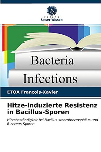 Hitze-induzierte Resistenz in Bacillus-Sporen: Hitzebeständigkeit bei Bacillus stearothermophilus und B.cereus-Sporen