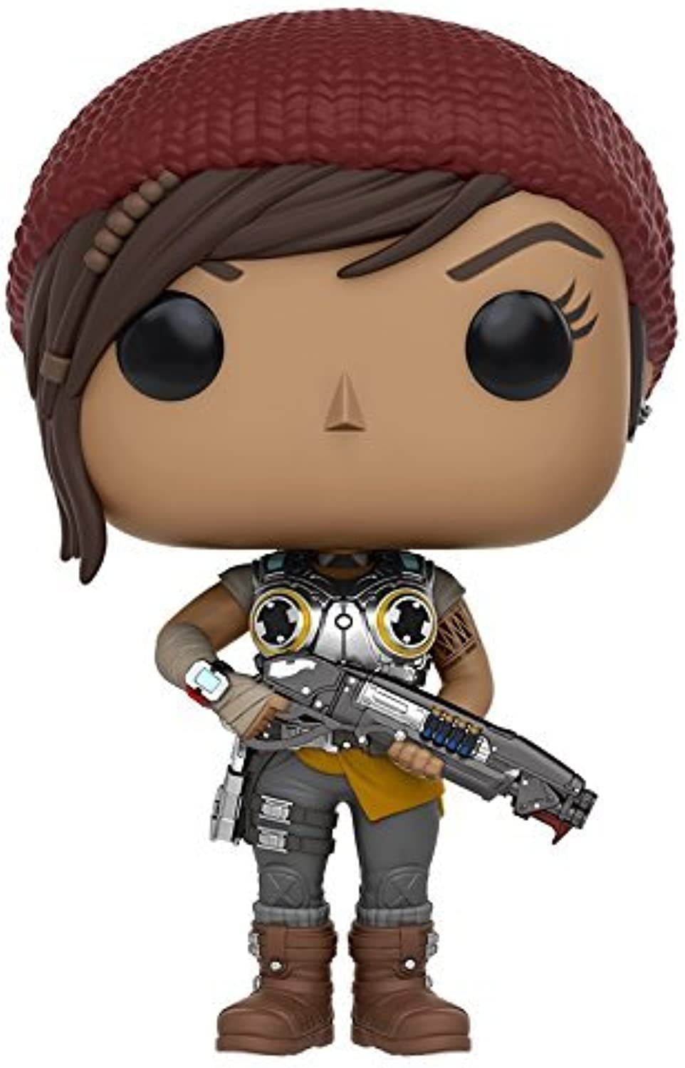 Funko POP Games  Gears of War - Kait (ArmGoldt) Action Figure by FunKo