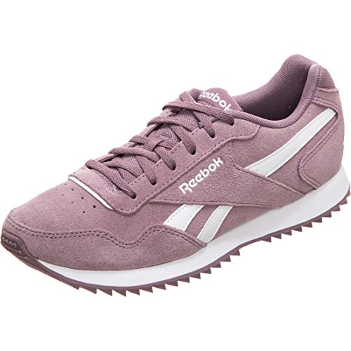 Reebok Damen Royal Glide Ripple Traillaufschuhe, Noble Orchid White,Gr.- 37,5 EU