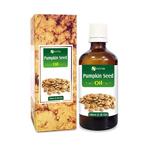 Aceite de Semillas de calabaza 100% puro natural aceites sin diluir Uncut Carrier 100ml