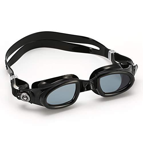 Aqua Sphere Mako 2 - transparent schwarz/getöntes Glas Schwimmbrille
