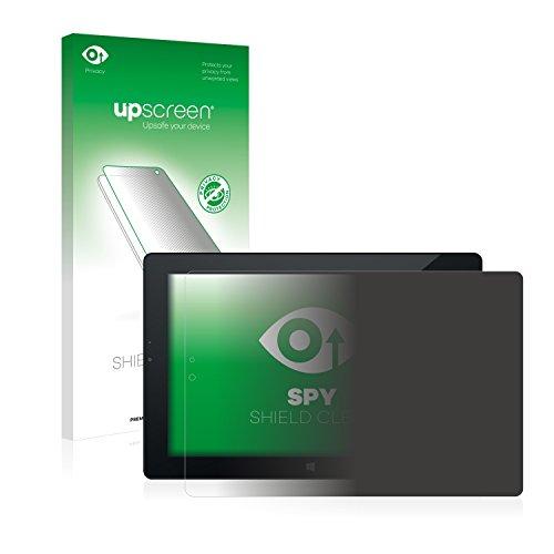 upscreen Anti-Spy Blickschutzfolie kompatibel mit Odys Windesk X10 Privacy Screen Sichtschutz Bildschirmschutz-Folie