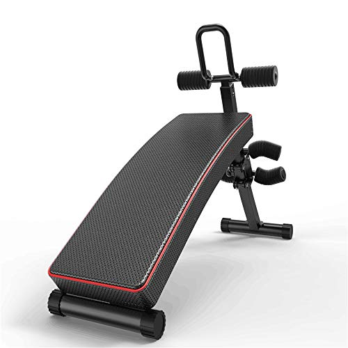 For Sale! BWAM-oud Back Inversion Table Home Fitness Equipment Multi-Function Sit-up Abdominal Muscl...