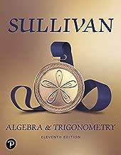 Algebra and Trigonometry (11th Edition)