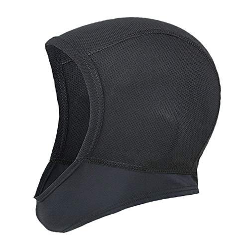 Skull Cap casco para hombre, refrigeración y disipación del sudor bajo cascos, moto & casco de protección, forro para deportes al aire libre