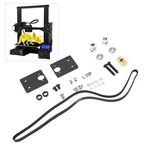 Tornillo de doble eje Z, kit de actualización de tornillos de metal, buena mano de obra para accesorios de impresora 3D BLV/Ender