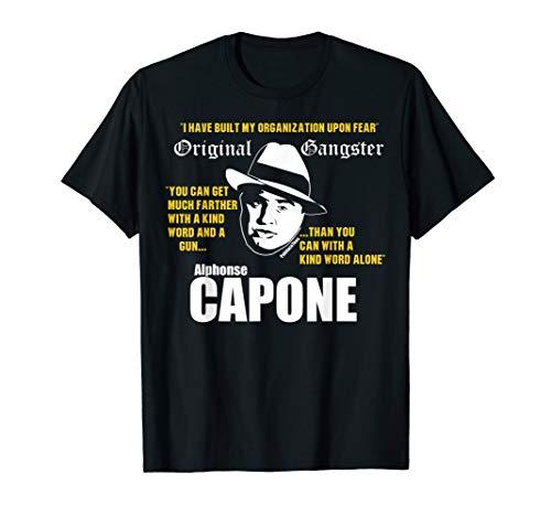 Original Gangster 1930s Mob T/Shirt T-Shirt