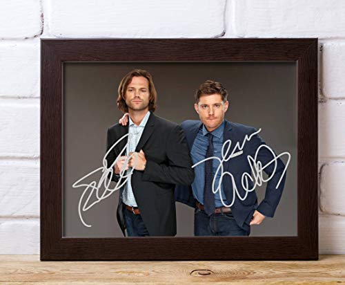 Signed Actor Photo Reprint