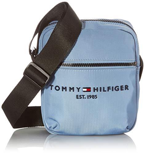Tommy Hilfiger Herren TH Established Tasche, Colorado Indigo, One Size