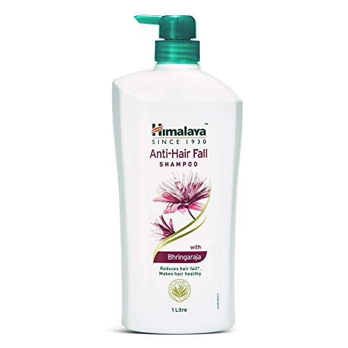 Himalaya Anti Hair Fall Shampoo with Bringaraja, 1000 ml
