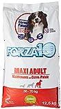 Forza 10 Maxi Adult Maintenance - Cervo para Perros Secos Premium - Bolsa de Calidad, Multicolor, única