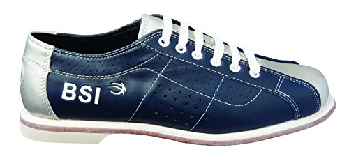 Bsi Herren Schuhe Rental, blau/silber, 12