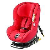 Bébé Confort MILOFIX - Silla de auto de 0 a 4 años, r44/04, 0-18 kg, gr 0+/1, color rojo (Vivid Red)