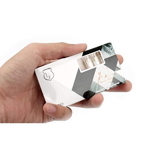 MKXULO Zigarettenfilter für Raucher mit Dreifacher Filterfunktion, reduziert Teer Rauchflecken (120/360/480/600 Stück),480pcs
