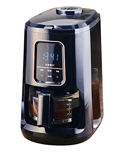 Specialty Coffee Maker Household American Coffee Machine Dual-purpose Bean Powder Touch Screen Display Three Concentration Adjustments Coffee Brewer