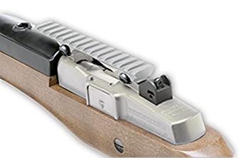 G&G GGG-1382BD Mini -14 Ranch Rifle Mil-STD-1913X 40mm Mount - Silver