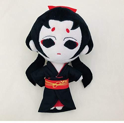 H03 Gyrate Toilet-Bound Hanako-Kun Plush Doll Super Cute Manga Comfortable Role Decorative Pillow Toys for Child File
