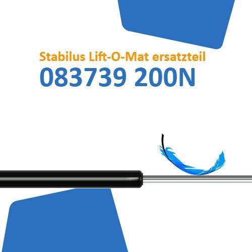 Ersatz für Stabilus Lift-O-Mat 083739 0200N