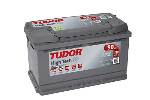 Batería para coche Tudor HIGH-TECH TA900 12V 90Ah