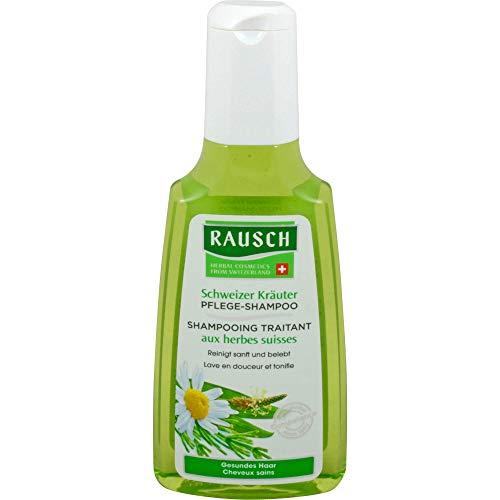 RAUSCH Schweizer Kräuter Pflege-Shampoo, 200 ml Shampoo