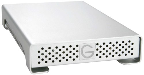 G-Technology G-Drive Mini 500GB externe Festplatte 6,3 cm (2,5 Zoll) 7200rpm, 8ms, 16MB Cache, USB 2.0)