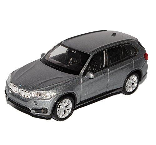 B-M-W X5 F15 SUV Grau Ab 2013 ca 1/43 1/36-1/46 Welly Modell Auto