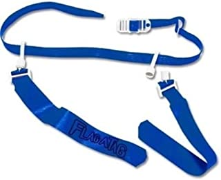 BLUE Flag-a-Tag Sonic Boom FLAG Football 1 Single REPLACEMENT BELT w/ 2 flags