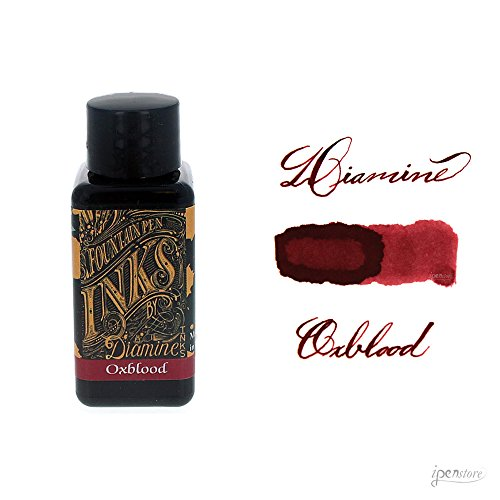 Diamine - Füllhalter-Tinte, Oxblood 30ml