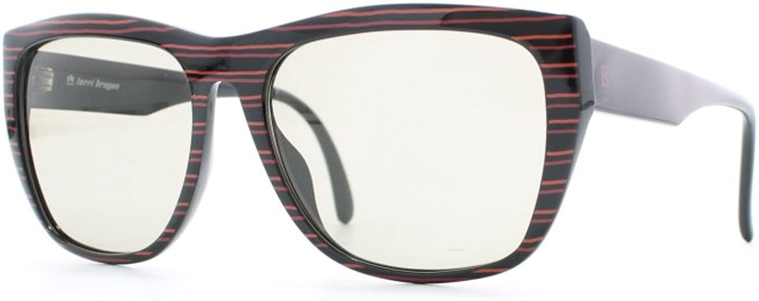 Terri Brogan 8680 91 Multicolor Certified Vintage Square Sunglasses For Womens