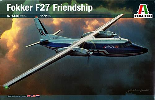Italeri 1430 - 1:72 Fokker F-27-400