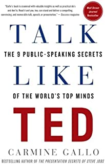 Ted Talks In