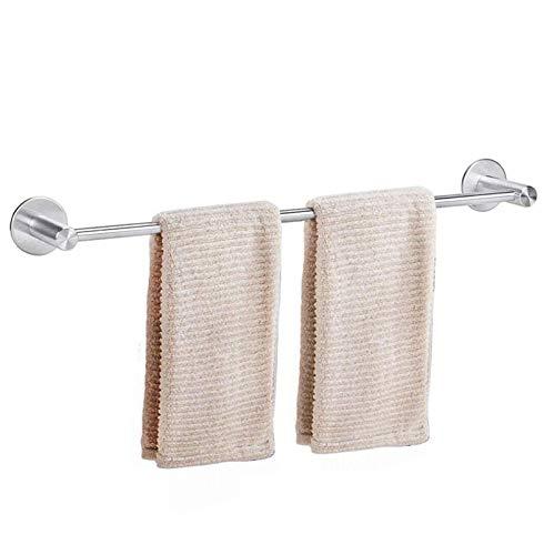 LUOTIANLANG Toallero Pegar Fácil de Instalar en Casa Barra de Toalla Material Diseño Suspendido de Pared Saneamiento del Suelo Hermoso de Acero Inoxidable es Duradero -2.27